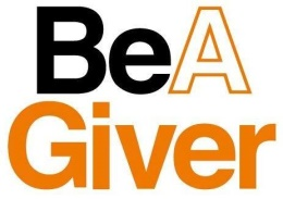 Be A Giver